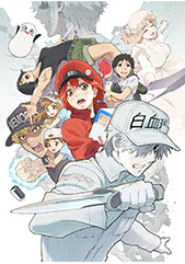 Cells at Work!! Official USA Website