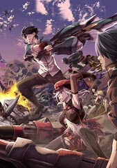 God Eater Official USA Website