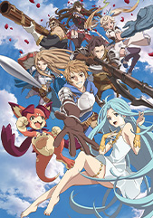 Granblue Fantasy: The Animation Official USA Website