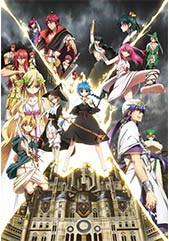 Magi The Labyrinth of Magic Official USA Website