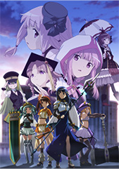 Magia Record: Puella Magi Madoka Magica Side Story TV Anime Official USA Website