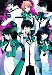 The irregular at magic high school Official USA Website