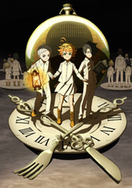The Promised Neverland Official USA Website