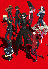 PERSONA5 the Animation Official USA Website