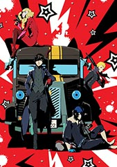 PERSONA5 the Animation THE DAY BREAKERS Official USA Website