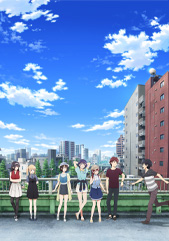Saekano the Movie finale Official USA Website