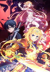Sword Art Online Alicization War of Underworld Official USA Website