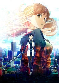 SWORD ART ONLINE The Movie Ordinal Scale Official USA Website