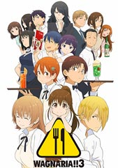 WAGNARIA!!3 Official USA Website